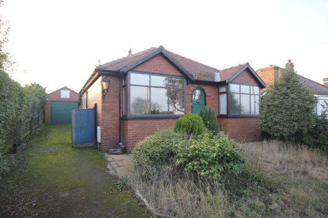 Thumbnail Detached bungalow for sale in Muston Road, Hunmanby