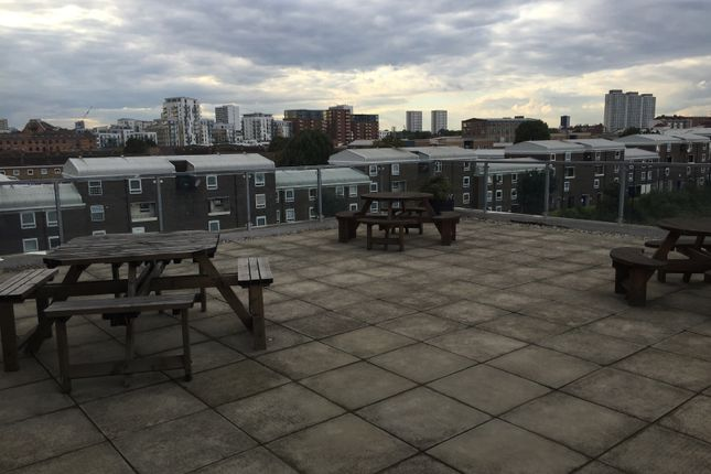 Thumbnail Flat to rent in Wellspring Close, London