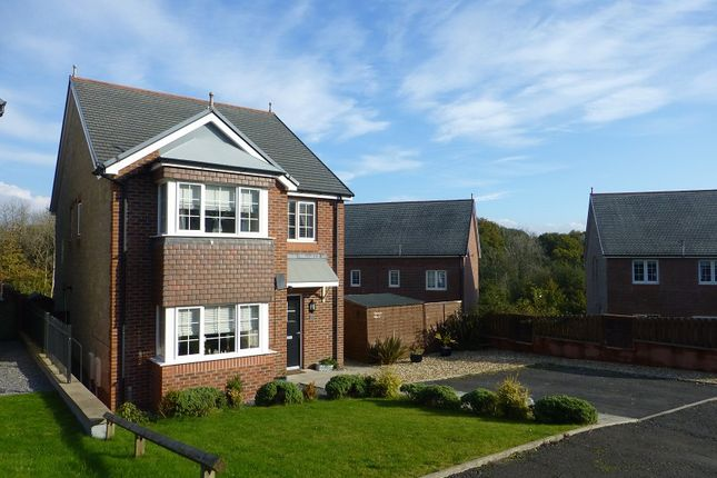 Detached house for sale in Parc Yr Hendre, Tycroes, Ammanford, Carmarthenshire.