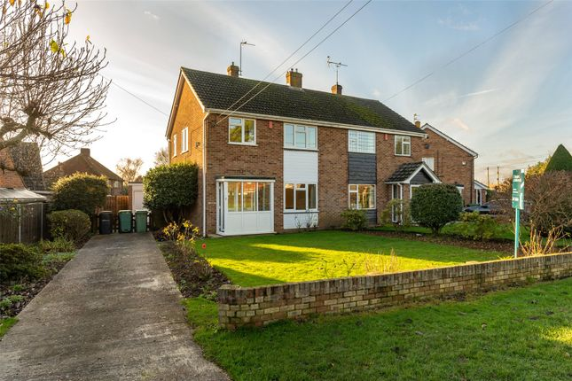 3 bed semi-detached house for sale in Lacey Close, Langley, Maidstone, Kent ME17