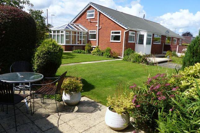 Thumbnail Semi-detached bungalow to rent in Merlin Close, Littleborough