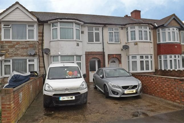 Thumbnail Terraced house for sale in Hatton Road, Feltham, Greater London