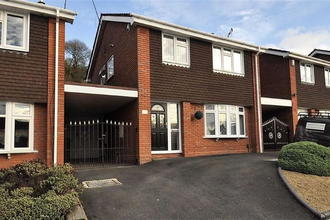 Thumbnail Detached house for sale in Warren Drive, Sedgley, Dudley, West Midlands