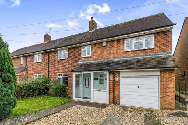 3 bed semi-detached house for sale in Roberts Road, Barton Stacey, Winchester