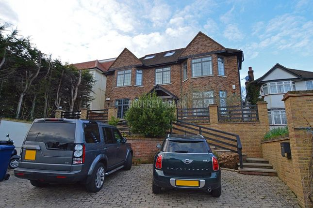 Thumbnail Detached house for sale in Wise Lane, London
