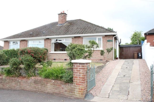 Thumbnail Bungalow for sale in Wanstead Road, Dundonald, Belfast