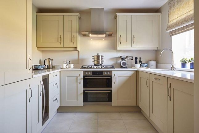 "Thumbnail Detached house for sale in ""Somerfield"" at Squinter Pip Way, Bowbrook, Shrewsbury"