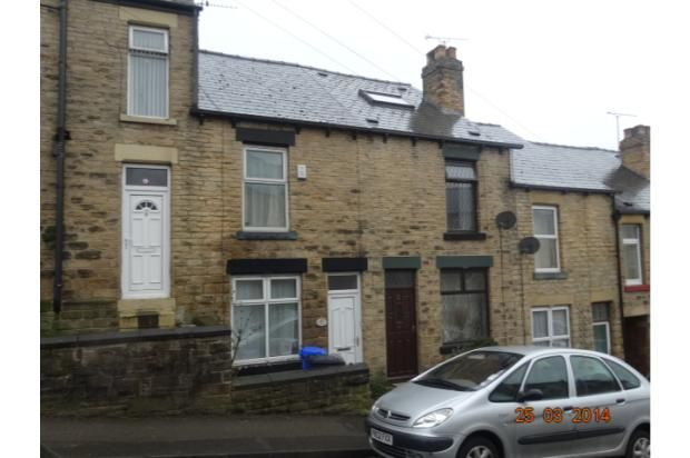Thumbnail Terraced house to rent in Thrush Street, Sheffield