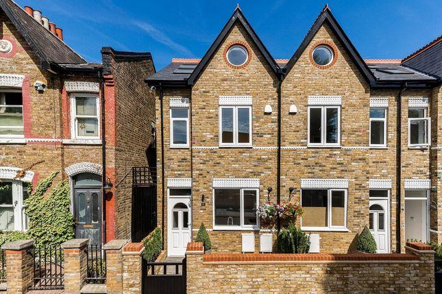 Thumbnail End terrace house for sale in Stuart Road, Nunhead