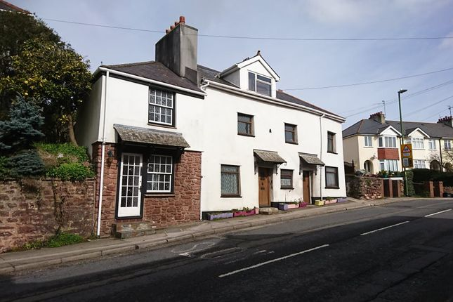 Thumbnail Terraced house to rent in Cecil Road, Paignton
