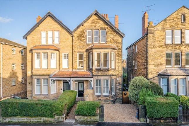 Thumbnail Flat for sale in West End Avenue, Harrogate, North Yorkshire