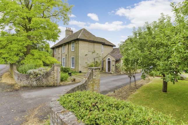 Thumbnail Detached house for sale in High Street, Offord Cluny, St. Neots