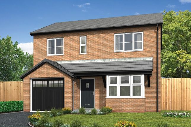 Thumbnail Detached house for sale in The Trent, Meadow Rise, Haslingden Road, Blackburn