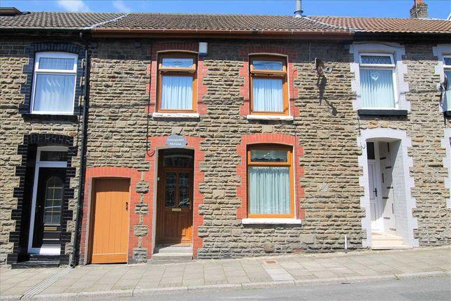 Thumbnail Terraced house for sale in Prichard Street, Tonyrefail, Porth