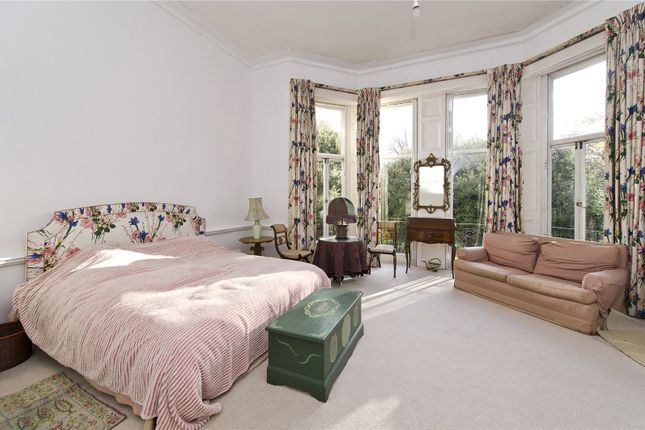 Bedroom of Airlie Gardens, London W8