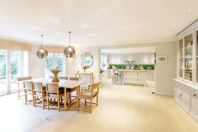 Dining Room of Maxwell Road, London SW6