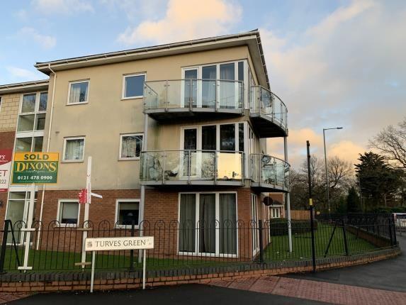Front of Turves Green, Northfield, Birmingham, West Midlands B31
