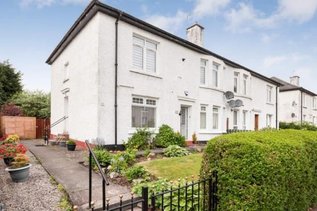 Thumbnail Flat for sale in Waldemar Road, Knightswood, Glasgow