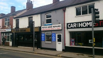 Thumbnail Retail premises for sale in Sunderland Street, Macclesfield