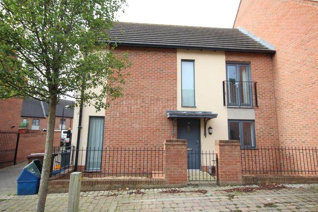 Thumbnail Property for sale in Samwell Lane, Upton, Northampton