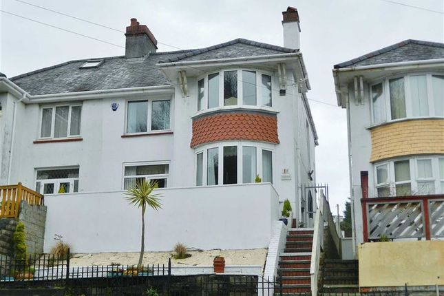 3 bed semi-detached house for sale in Mount Pleasant, Swansea