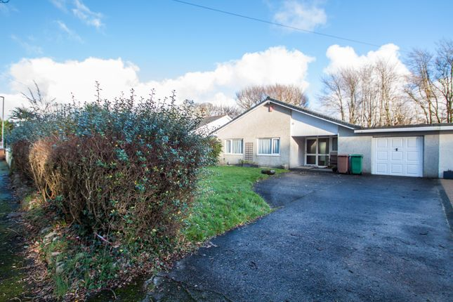 Thumbnail Semi-detached bungalow for sale in Little Fancy Close, Plymouth