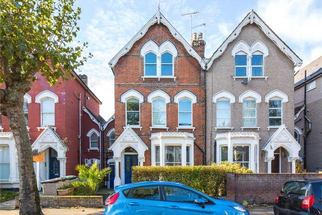 Thumbnail Terraced house for sale in Oakfield Road, Stroud Green, London