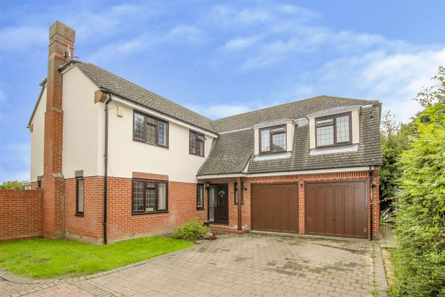 Detached house for sale in Warwick Place, Pilgrims Hatch, Brentwood