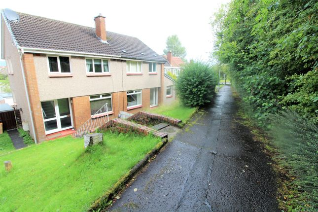 Thumbnail Semi-detached house for sale in Dene Walk, Glasgow