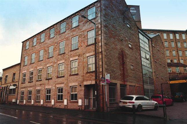 Thumbnail Flat for sale in Hollins Mill Lane, Sowerby Bridge