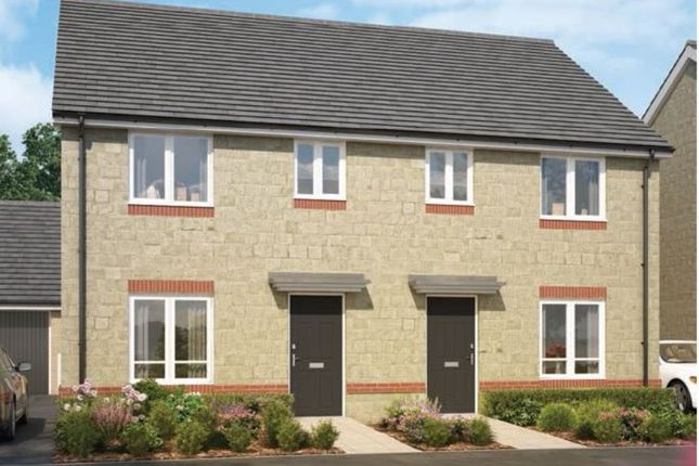 Thumbnail Link-detached house for sale in Gentian Mews, Harwell, Didcot