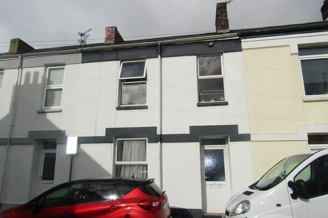 Thumbnail Terraced house for sale in Tabernacle Terrace, Carmarthen, Carmarthenshire.