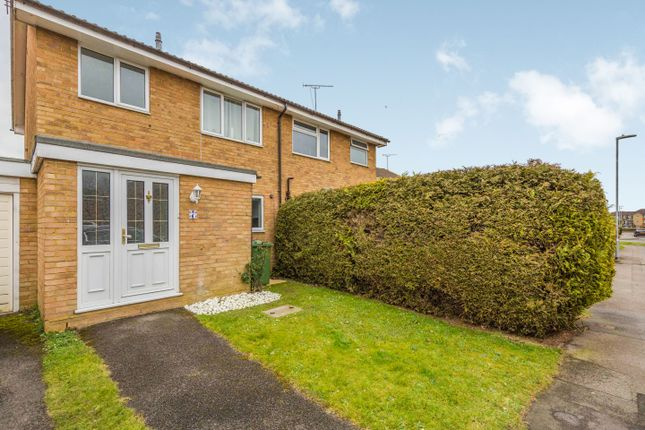 Thumbnail Semi-detached house to rent in Moray Avenue, College Town, Sandhurst