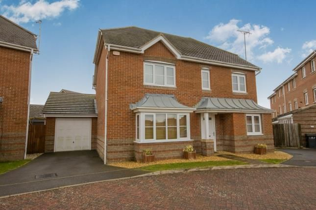 Thumbnail Detached house for sale in Highfields, Basingstoke, Hampshire
