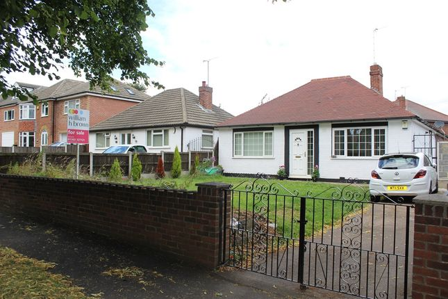 Thumbnail Detached bungalow for sale in Jossey Lane, Scawthorpe, Doncaster