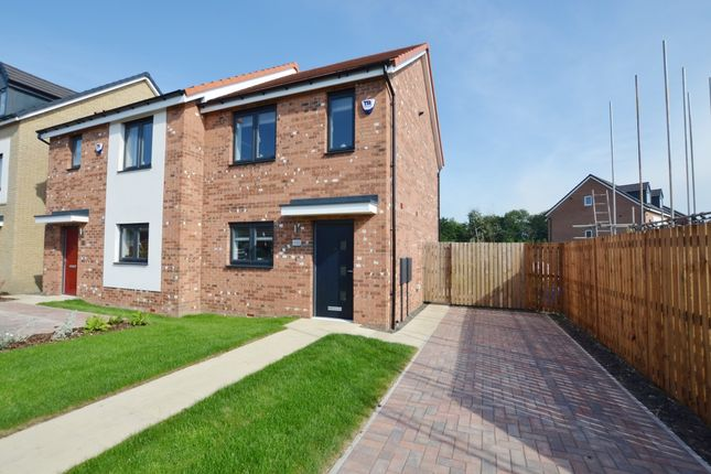 2 bed semi-detached house to rent in Wanstead Crescent, Chester Le Street DH3