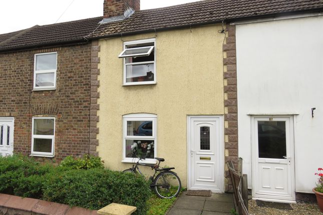 Thumbnail Terraced house for sale in Winsover Road, Spalding