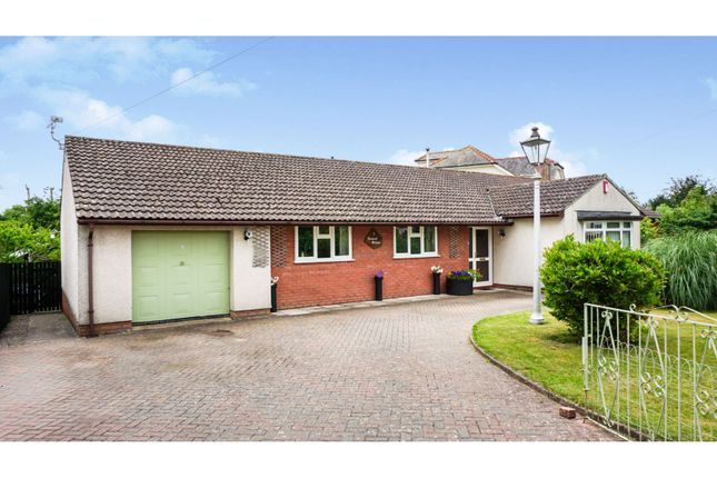 Thumbnail Detached bungalow for sale in Undy, Caldicot