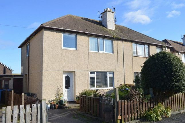 Thumbnail Semi-detached house for sale in Prior Road, Tweedmouth, Berwick-Upon-Tweed