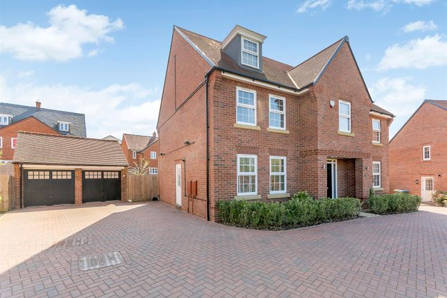 Thumbnail Detached house for sale in Edging Lane, Buckingham, Buckinghamshire