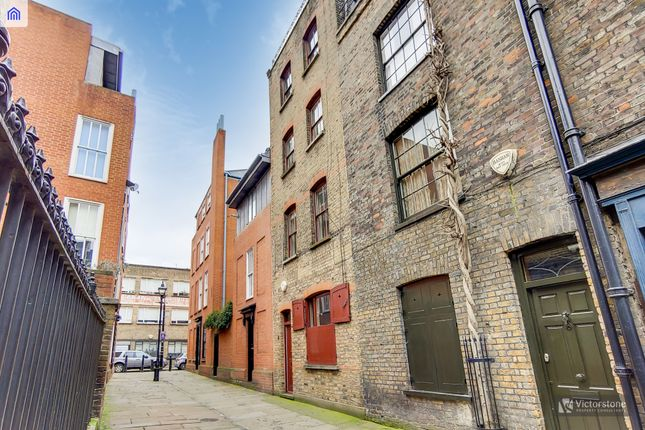 Thumbnail Terraced house for sale in Puma Court, Spitalfields
