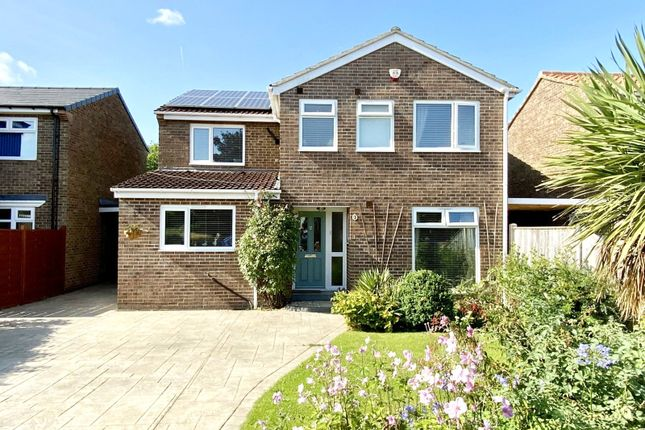 Thumbnail Detached house for sale in The Yew Walk, Long Newton, Stockton-On-Tees