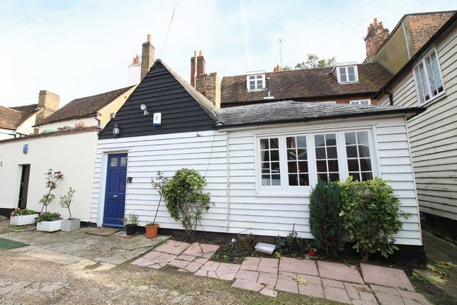 2 bed terraced house for sale in St. Andrew Street, Hertford