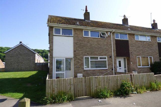 Thumbnail Semi-detached house to rent in Monkton Avenue, Weston-Super-Mare
