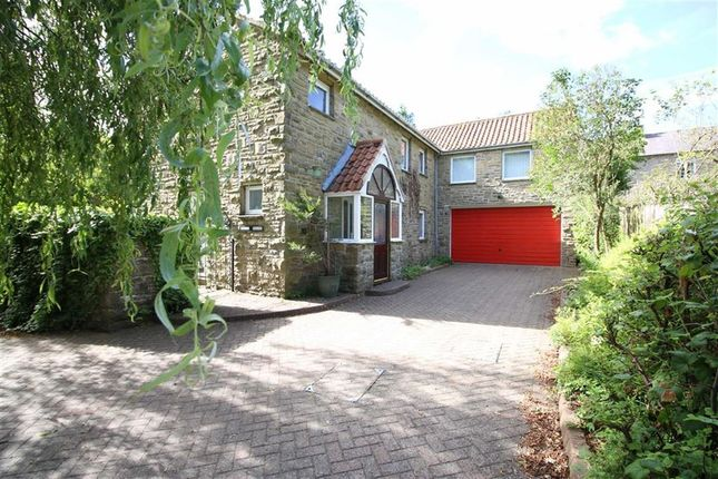 Thumbnail Detached house for sale in Southside, Middridge, Newton Aycliffe