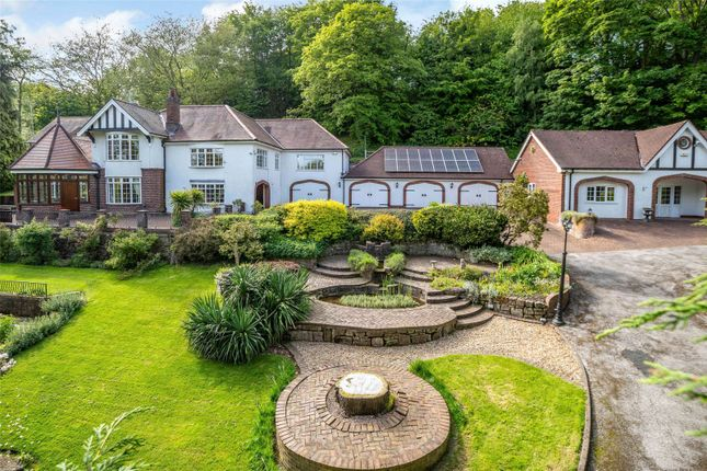 Thumbnail Detached house for sale in Gresford, Wrexham