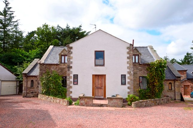 Thumbnail Detached house for sale in Foulden Deans, Nr Berwick Upon Tweed