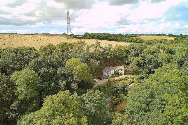 Detached house for sale in Dinhams Bridge, St. Mabyn, Bodmin