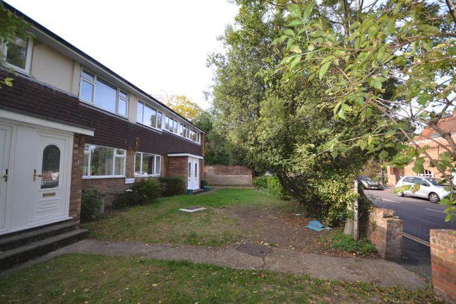 Thumbnail Maisonette for sale in Lexden Road, Colchester