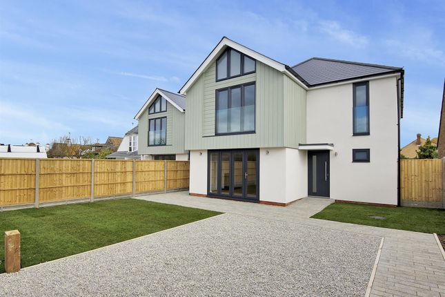 Thumbnail Detached house for sale in Harold Road, Birchington